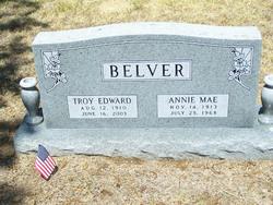 Annie Mae <I>Glass</I> Belver