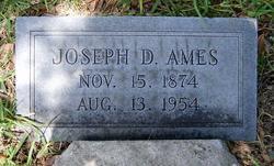Joseph David Ames