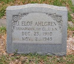 Jonas Elof Ahlgren