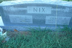 Oma J. <I>Brown</I> Nix