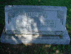 Harvey White Busby