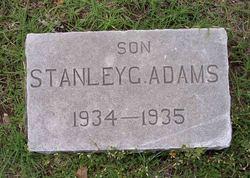 Stanley Eugene Adams