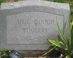 Airie <I>Gooch</I> Woolery