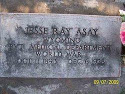 Jesse Ray Asay