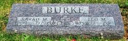 Sarah M Burke