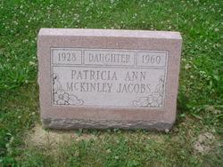 Patricia Ann <I>McKinley</I> Jacobs