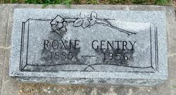 Roxie M <I>Crouch</I> Gentry