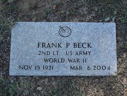 Frank Preston Beck