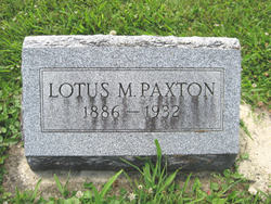 Lotus McDill Paxton