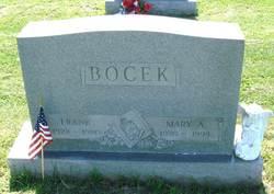 Mary Alice <I>Parks</I> Bocek