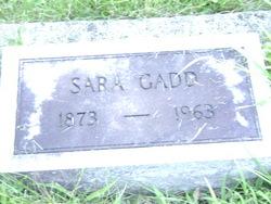 Sara Gadd
