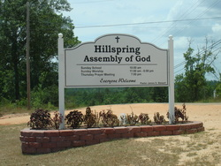 Hillspring Cemetery