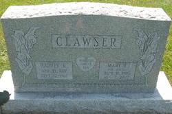 Harvey Richard Clawser