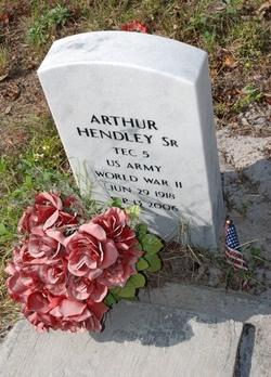 Arthur Hendley, Sr