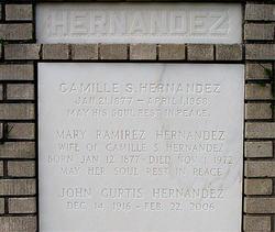 Mary <I>Ramirez</I> Hernandez