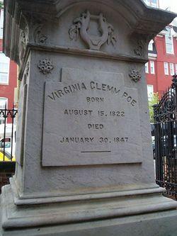 Virginia Eliza <I>Clemm</I> Poe