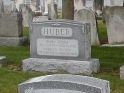Isabella <I>Charles</I> Huber