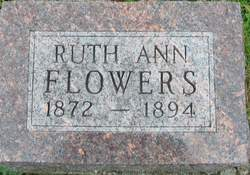Ruth Ann Flowers