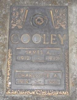 Charlotte A. <I>Overman</I> Cooley