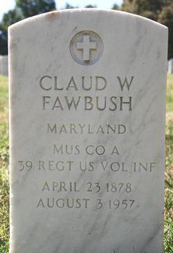 Claud W Fawbush