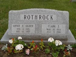 Clark Edward Rothrock
