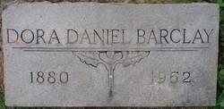 Dora Lee <I>Daniel</I> Barclay