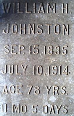 William H. Johnston