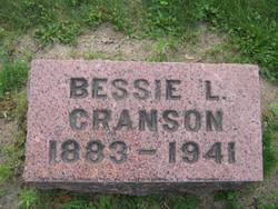 Bessie LaForrest <I>Ferguson</I> Cranson