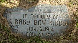 Baby Boy Kiddy