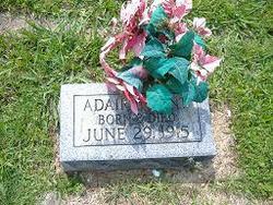 Infant Daughter Adair