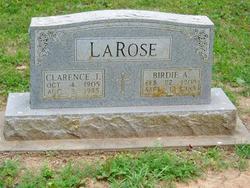 Clarence J LaRose, Sr