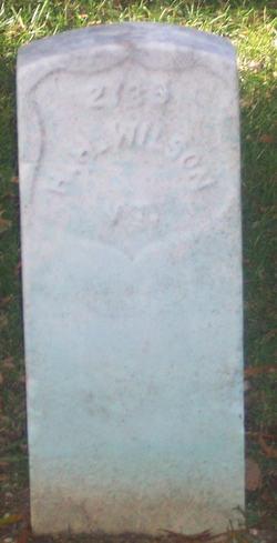 Hiram H Wilson