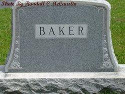 Emma Elizabeth <I>Riley</I> Baker
