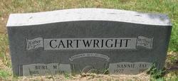 Nannie Fay <I>Smith</I> Cartwright