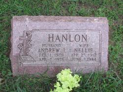 """Eleanore """"Nellie"""" <I>Austin</I> Hanlon"""