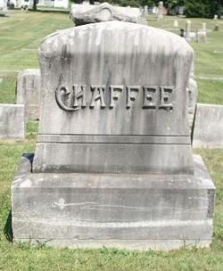 "Francis Warren ""Frank"" Chaffee"