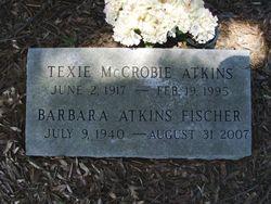 Barbara Louise <I>Atkins</I> Fischer