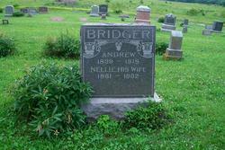 Ellenor Nellie May <I>Snider</I> Bridger