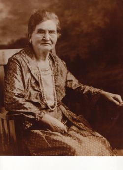 Martha Alice <I>Thompson</I> Boone