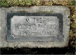 Marie Turner