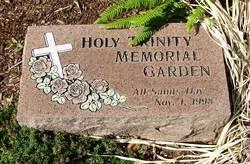 Holy Trinity Lutheran Church Memorial Garden