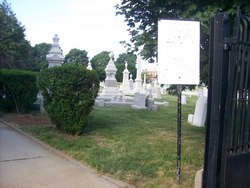 Evangelical Lutheran Church of the Trinity Cemetery