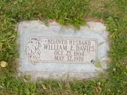 William E Davies, Jr