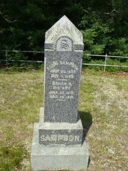 Ellis Sampson