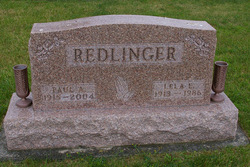 Lela Evelyn <I>Youtsey</I> Redlinger