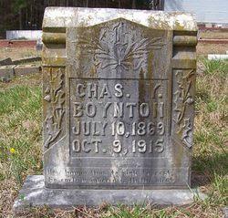 Charles Yancey Boynton