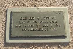 Gerald A Bethke