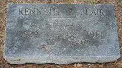 Kenneth Porter Blair