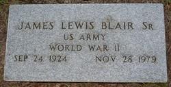 James Lewis Blair, Sr