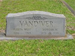 Morgan H Vandiver